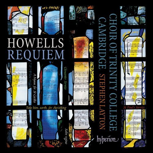 (Howells: Requiem Import Edition by Choir of Trinity College, Cambridge, Stephen Layton (2012) Audio CD)