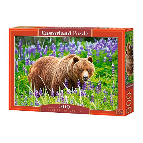 Castorland B-52677Ours on the Prairie Puzzle