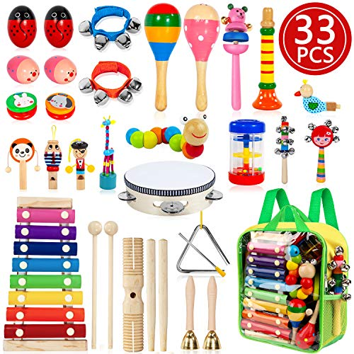 TAIMASI Kids Musical Instruments
