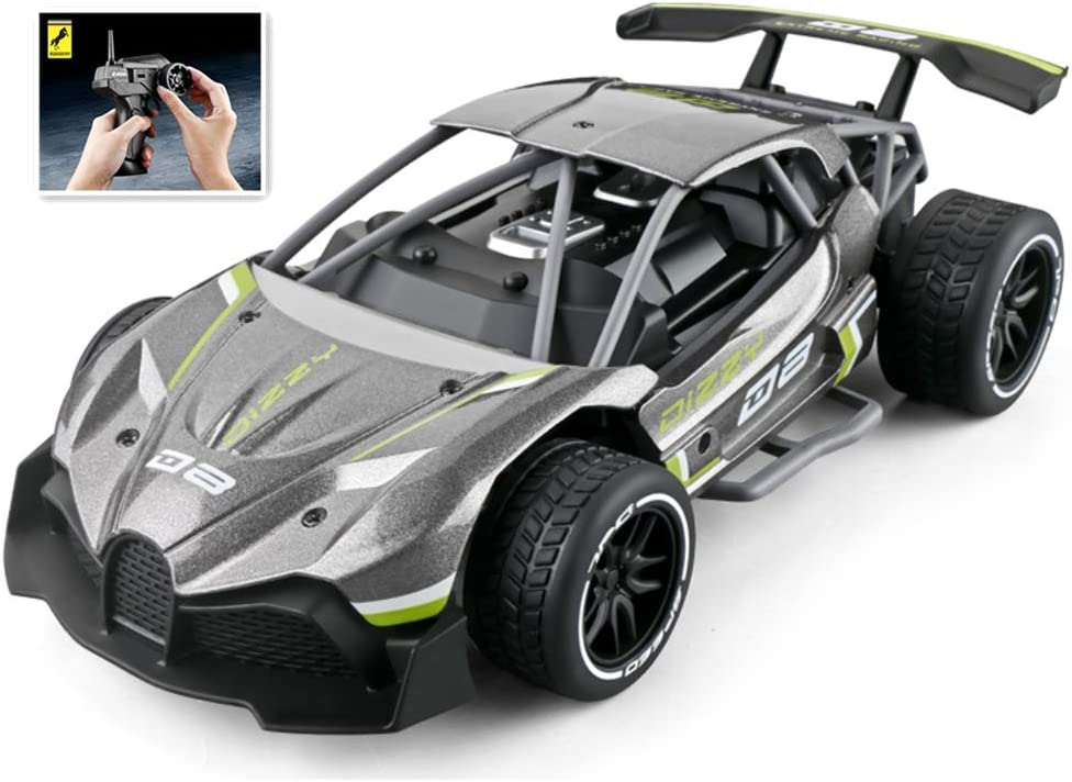 ZMZS Remote Control Car RC Car for Boys Toys Car, 2.4Ghz Rechargeable Updated 1:16 Electric Fast Toy Car for Boys Girls Adults, Kids Best Xmas Gifts Birthday Gift