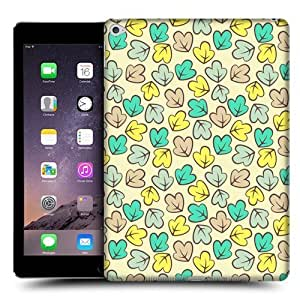 Head Case Designs Fall Leaf Patterns Protective Snap-on Hard Back Case Cover for Apple iPad Air 2