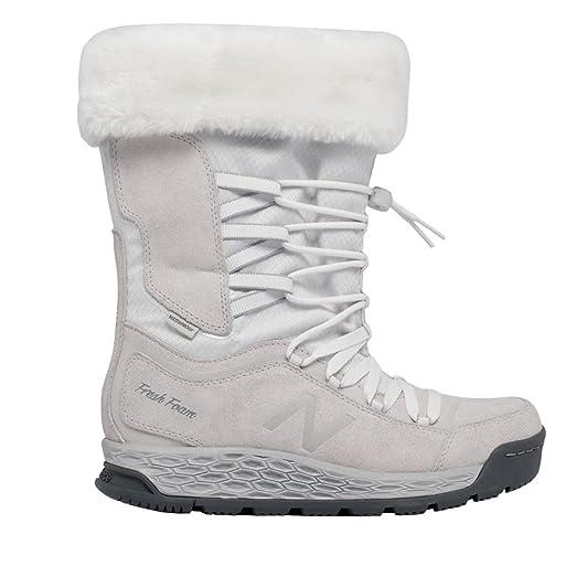 Women's BW1000v1 Fresh Foam Walking Shoe White 8.5 B US