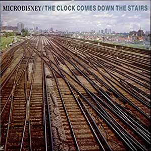 The Clock Comes Down The Stairs