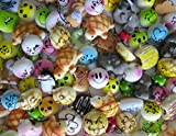 Squishies Best Deals - Variety of 5 Squishy Charms by Kawaii