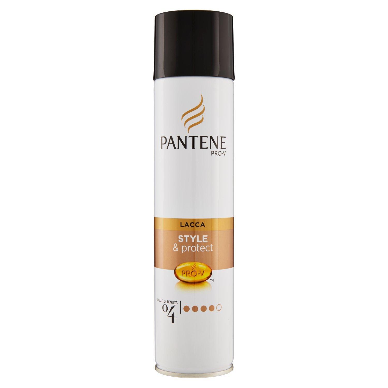 Pantene Pro-V Lacca Style & Protect 24 ore 250 ml - Tenuta di livello 4 P&G