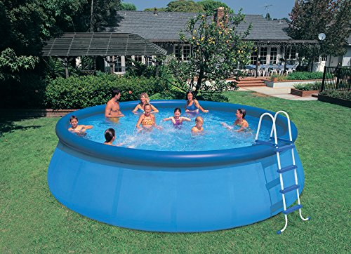 Intex 18ft X 48in Easy Set Pool Set With Filter Pump