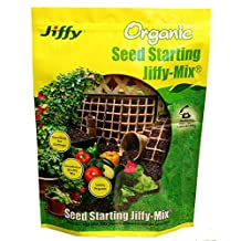 Plantation Products Llc Jiffy 5088 Seed Starting Mix-10 Quart Bag (Discontinued by Manufacturer)