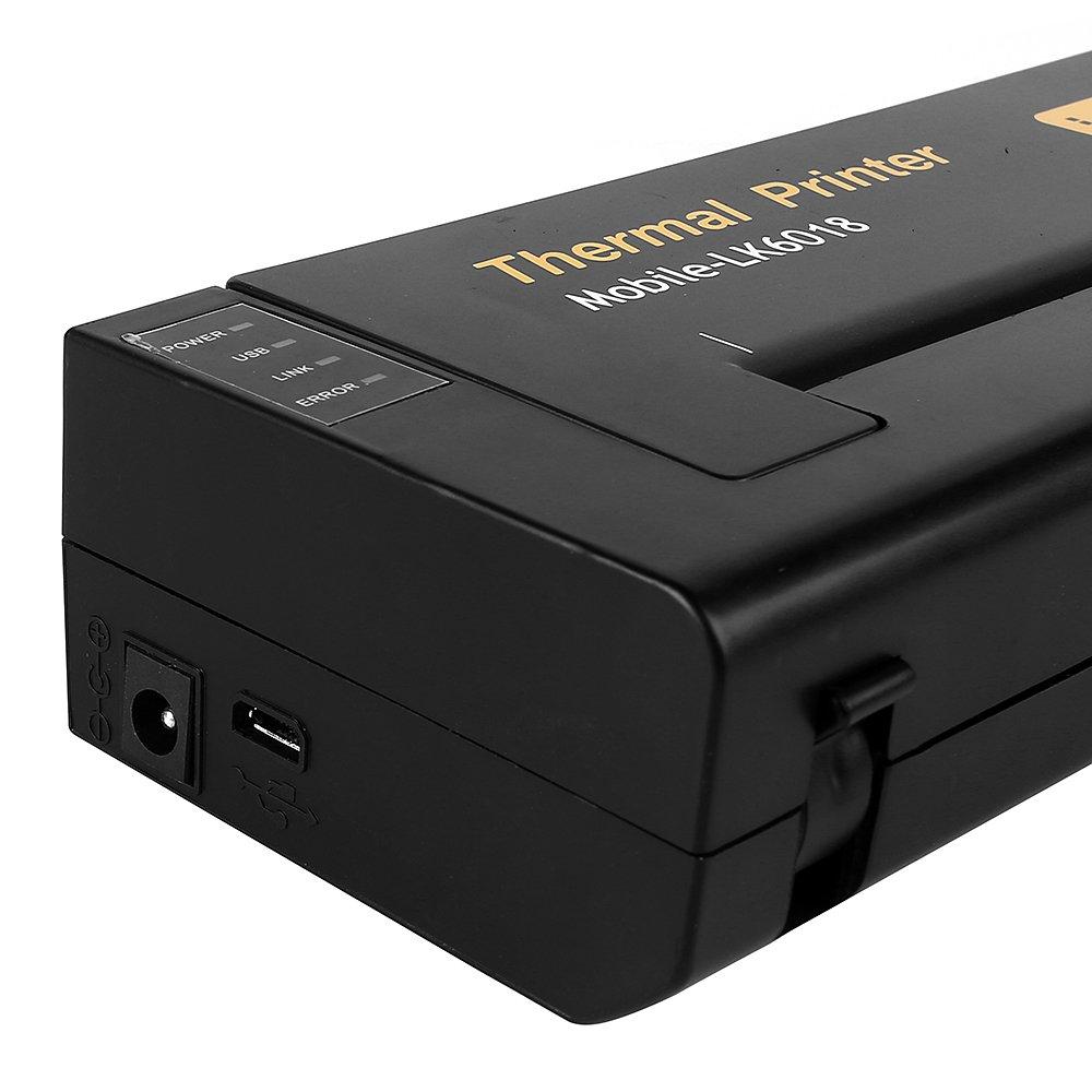 Amazon.com: hommii A4 USB Interfaz Mini transferencia de ...