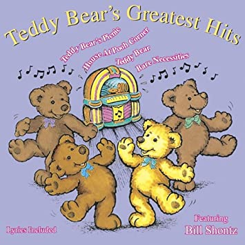 Bill Shontz - Teddy Bear's Greatest Hits