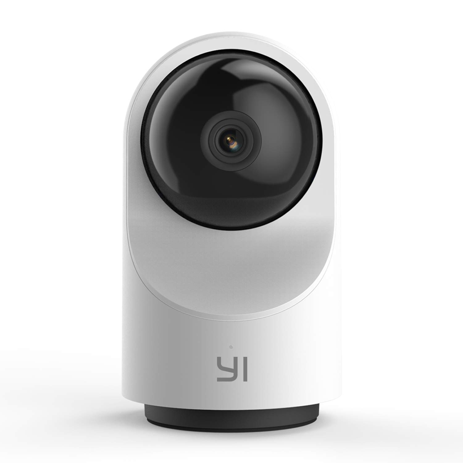 YI Smart Dome Camera X, AI-Powered 1080p WiFi IP Home Security System with Human Detection, Sound Analytics, Image Retrieval, Time Lapse, Auto Cruise - Cloud Service Available