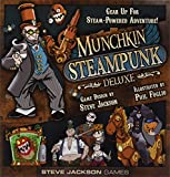 Munchkin Steampunk Deluxe Card Game