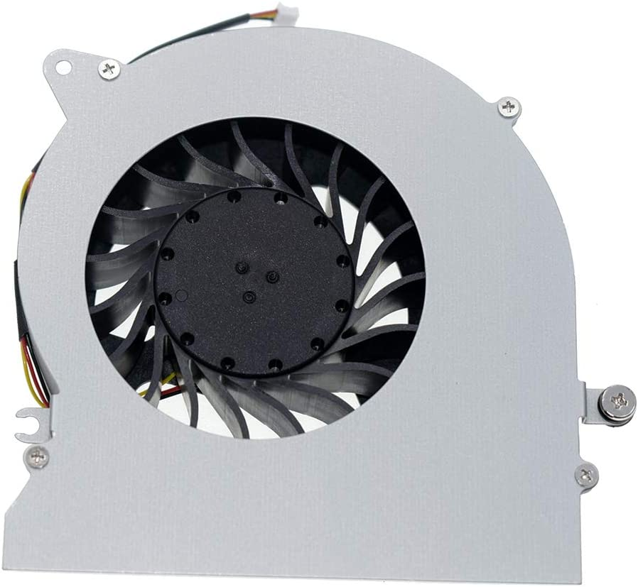 DREZUR CPU Cooling Fan Compatible for MSI GT72 GT72S GT72VR MS-17 MS-1781 MS-1782 MS-17 Series Laptop