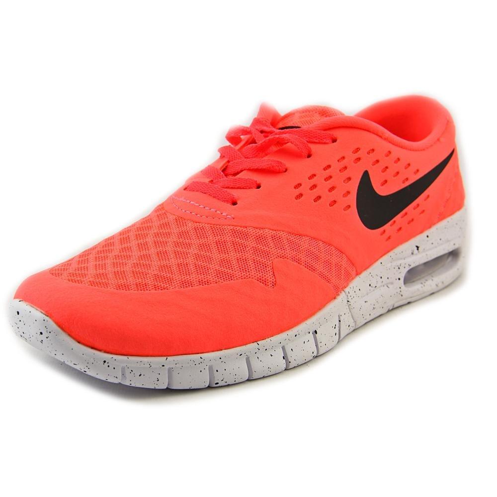 Nike Herren Eric Koston 2 Max Skaterschuhe, Rot, Talla  45.5 EU|Hot Lava-black-white (631047-801)