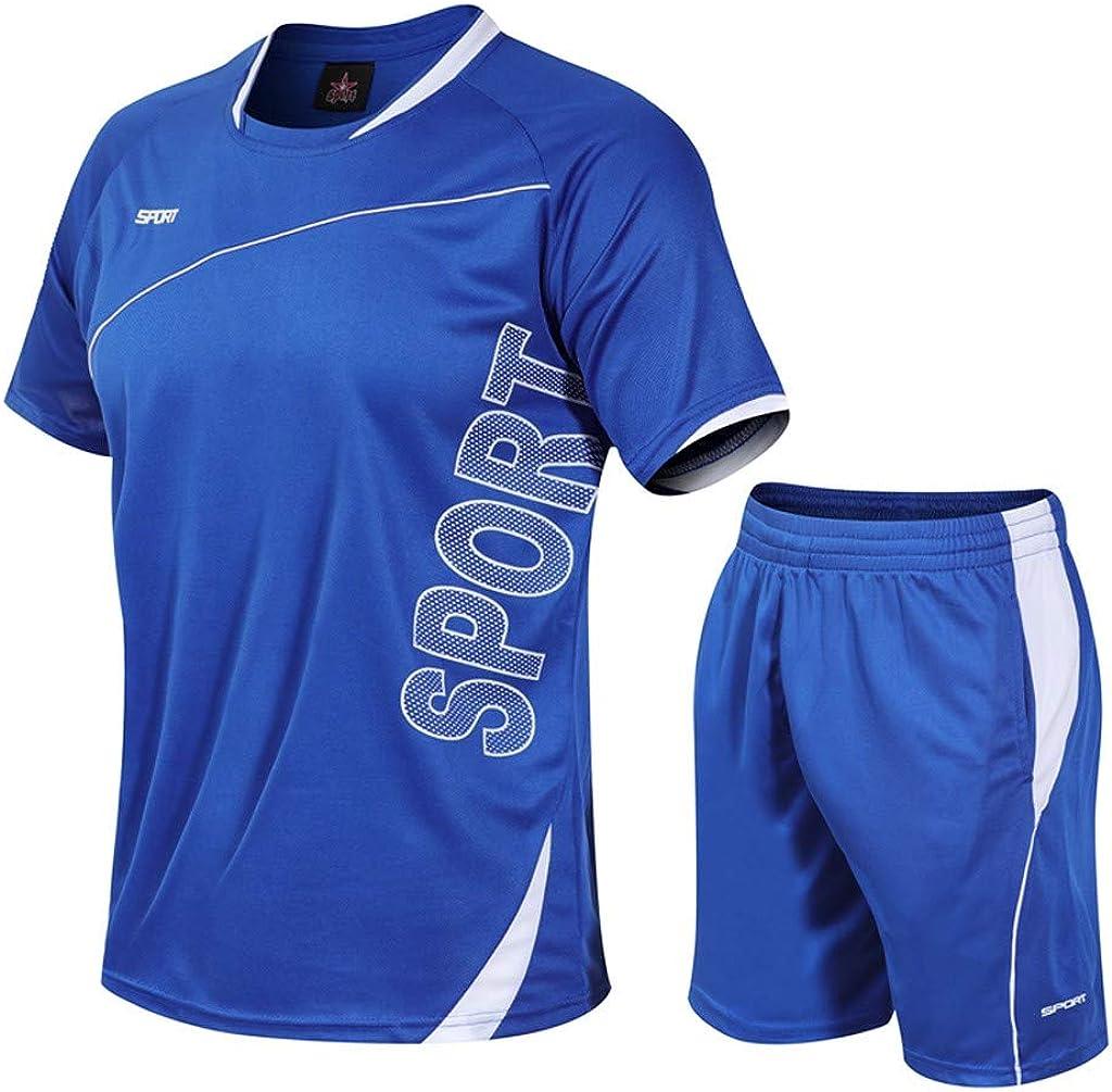 LIM&SHOP Men's Compression Pants Shirt Top Long Sleeve Set Suit Men's Athletic Tracksuit, Men 2 Piece Top & Pants Full