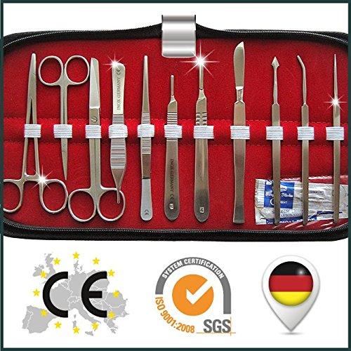 13 opinioni per Germania Nuovi Medici Chirurgici Strumenti (Studenti Case) Quality Surgical
