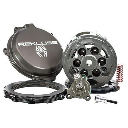 Amazon.com: Rekluse RadiusCX Billet Auto Clutch Gas Gas 250 300 Two Stroke Models 2018 RMS-7917001: Automotive