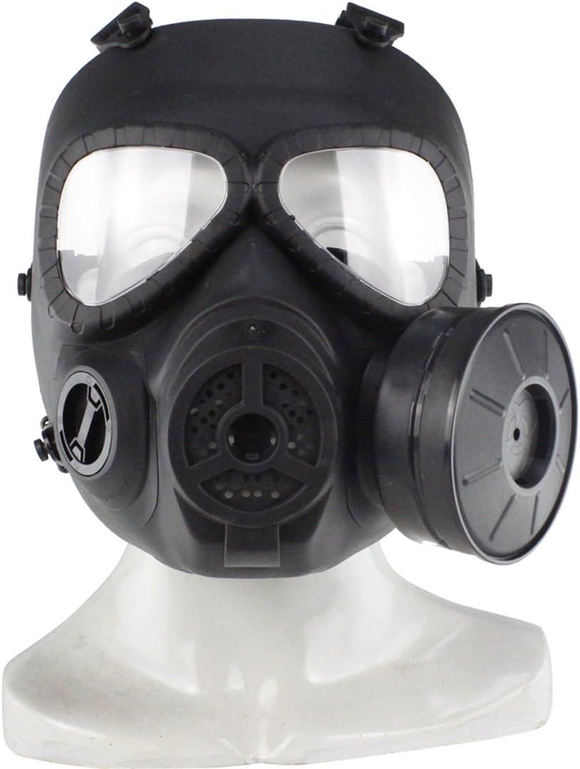 gas masks virus