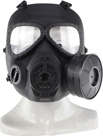 masque noir virus