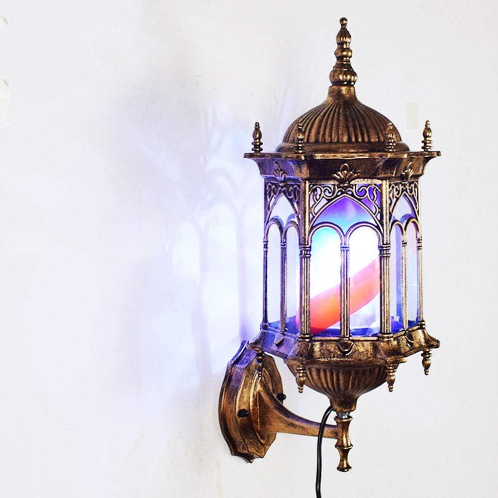 Amazon.com: YUUKJ - Barra de luz giratoria para exterior con ...