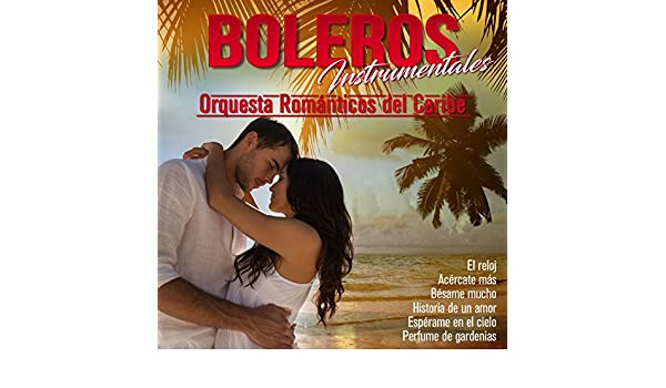 Historia de un Amor by Orquesta Románticos Del Caribe on Amazon Music - Amazon.com