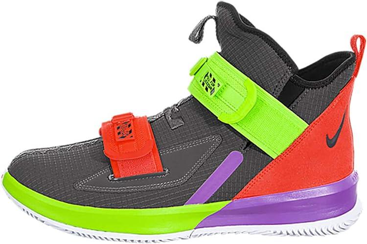 Nike Lebron Soldier 13 SFG - Zapatillas de Baloncesto, (Gris ...