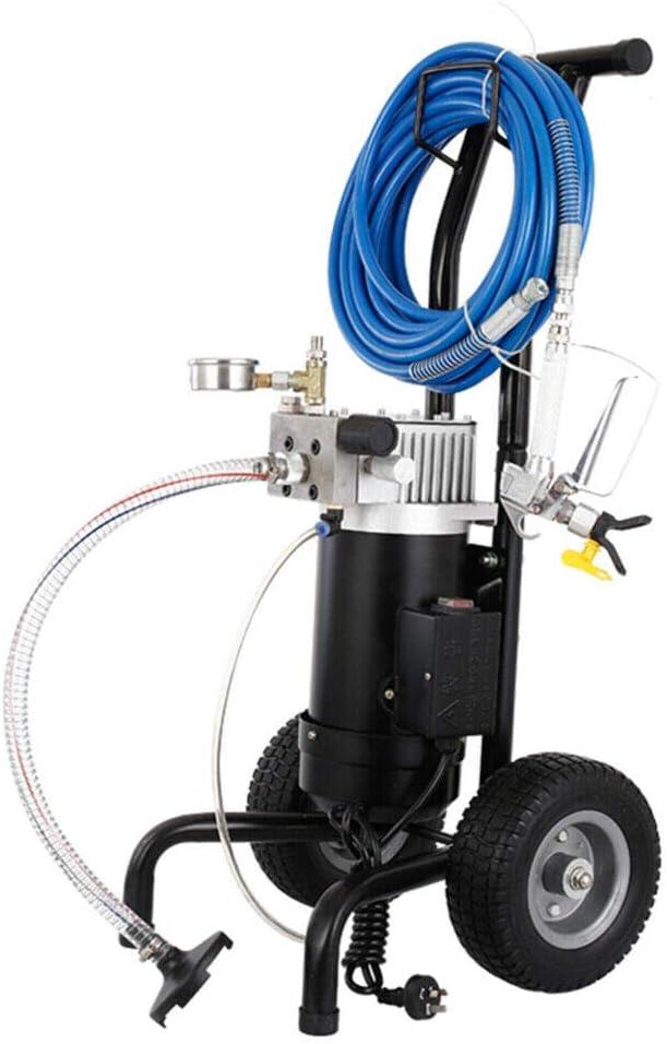 Airless - Sistema de pulverización de pintura eléctrica (900 W, 1,9 l/min, manguera de 15 m)