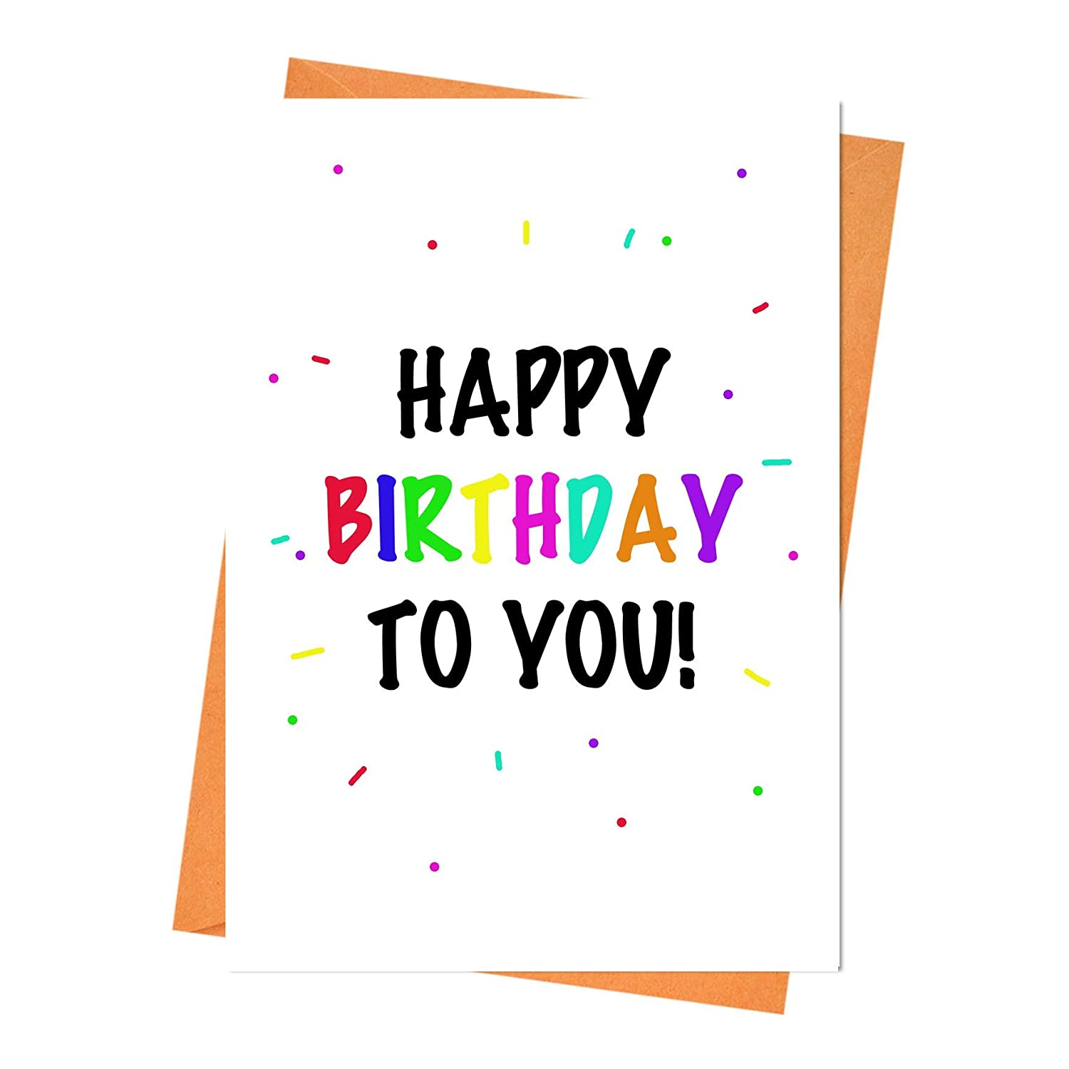 Ideal Birthday Card for Her Humourous Birthday Card Happy Birthday Card Funny Funny Birthday Card Birthday Card for Him Friend Birthday Card Joke Funny Animal Birthday Card