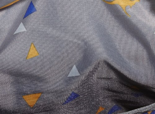 KangaROOS WASILLA Shopper - Bolso de hombro de material sintético unisex multicolor - Mehrfarbig (peanut 721)