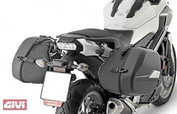 Givi Saddle Bag Spacers For St601 Honda Nc750x Amazoncouk Car