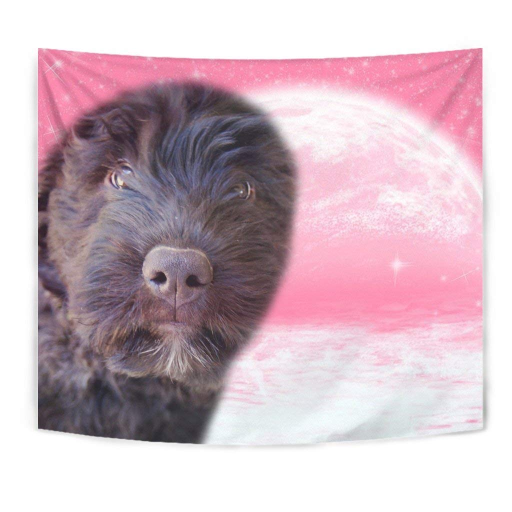 Bouvier des Flandres Dog Print Tapestry by Simply Cool Trends