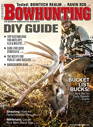 Review Petersen's Bowhunting