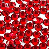 Swarovski Crystals Light Siam (227) Crystal with Foiled Flat-Back (SS20) x 1440pcs