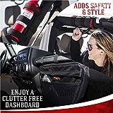 Badass Moto Jeep Wrangler Gift Accessories Set. Has a Fire Extinguisher Holder, 2 Roll Bar Grab Handles, Interior Organizer Bag. Great for Jeep Lovers. 1965-2019 JK JL JKU TJ YJ