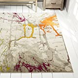 Home Dynamix Trendy Design, Lively Colors | Tanja Area Rug by Wonderful Texture | Indoor Rug Offers for the Living Room, Dining Room and More! For Sale
