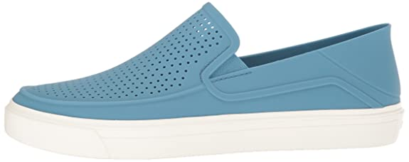 Crocs Citilane Roka, Slippers para Hombre, Azul (Dusty/Blue/White), 48/49 EU