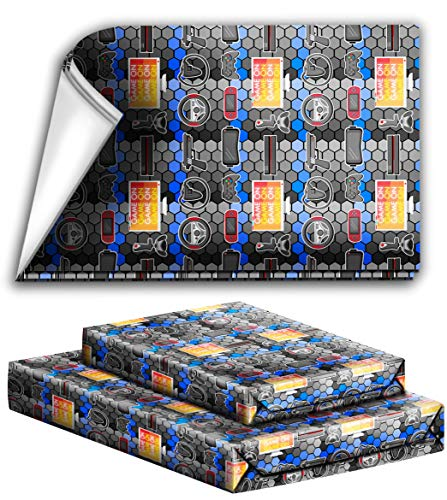 The 10 best gamer wrapping paper christmas