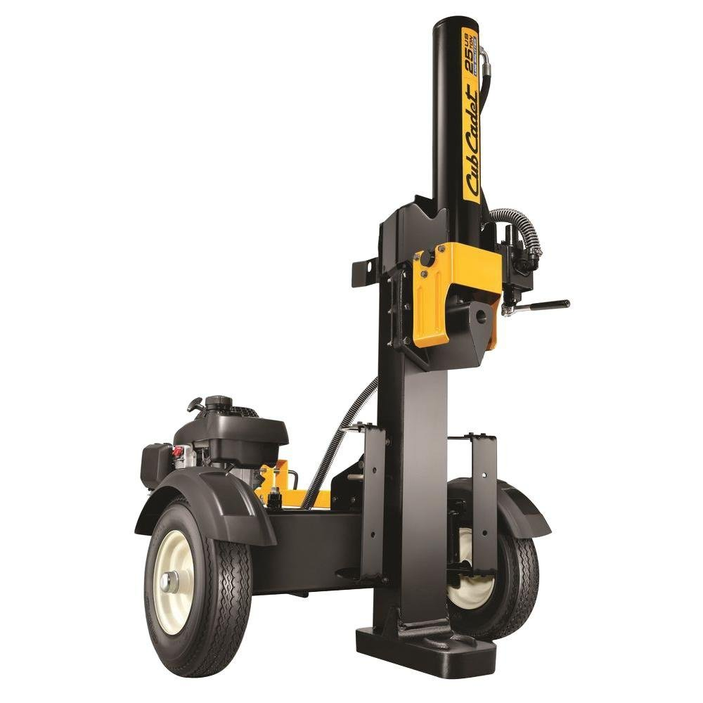 cub cadet log splitter reviews