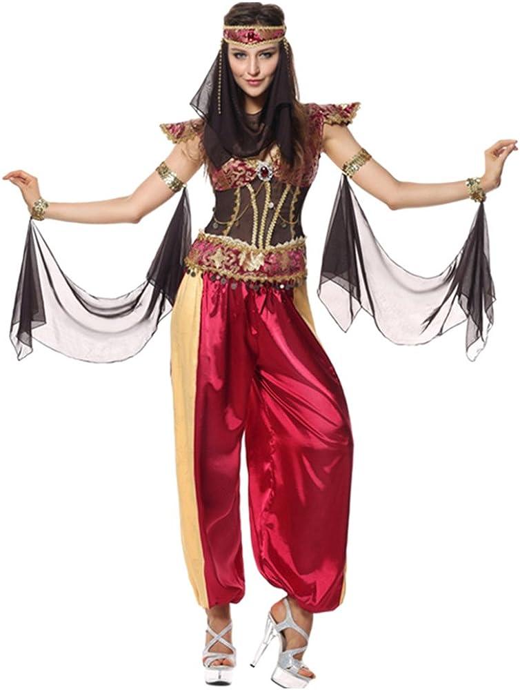 Anguang Mujer Egipcio Emperatriz Corona Venda Adulto Navidad ...