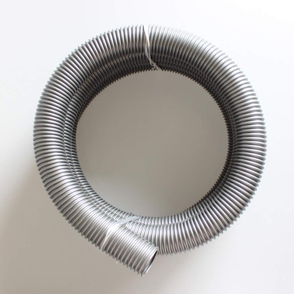 3M Diam/ètre Int/érieur 50mm Tuyau Daspirateur Fil Flexible Tuyau Souple Machine Dabsorption deau Durable Pailles Pi/èces Durables Anjuley 1//2