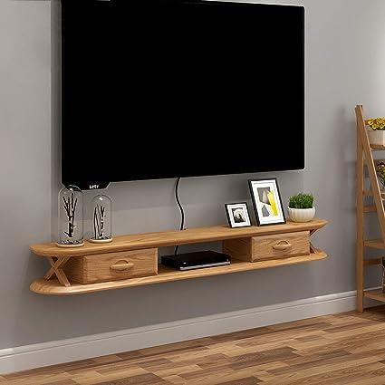 Strange Amazon Com Floating Shelf Wall Shelf Tv Stand Entertainment Download Free Architecture Designs Scobabritishbridgeorg