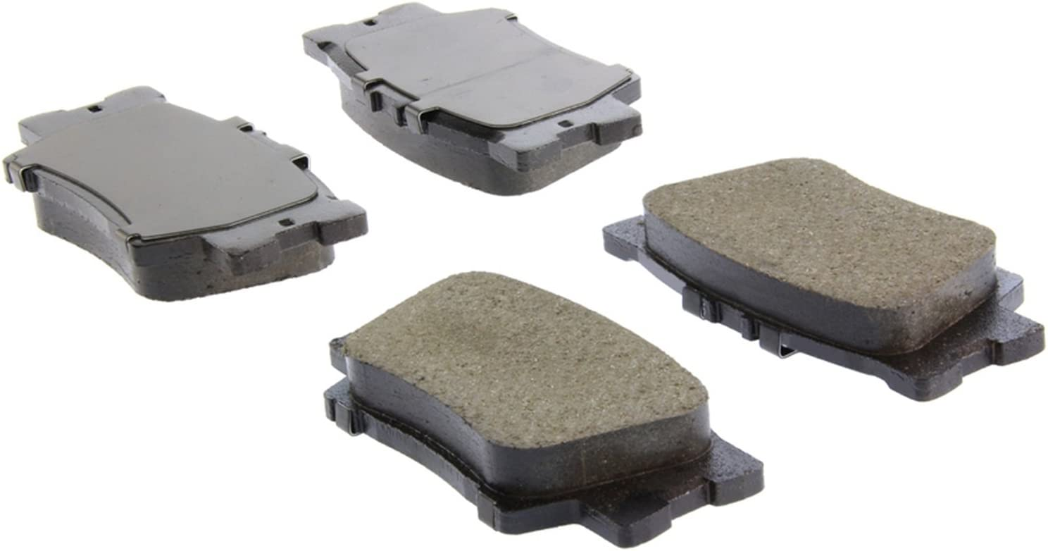 StopTech 308.12121 Street Brake Pads 5 Pack