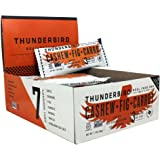 Thunderbird Energetica - Gluten-Free Raw Energy Bars Box Cashew Fig Carrot - 15 Bars