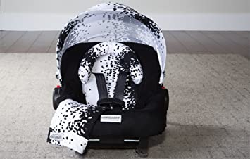 Carseat Canopy Whole Caboodle Jersey Stretch