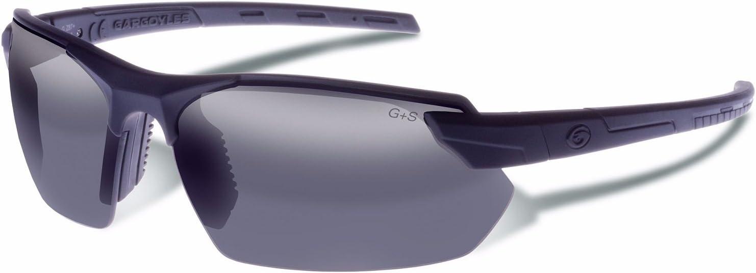 Gargoyles Vortex Performance Sonnenbrille, matt schwarz frame Clear Lens