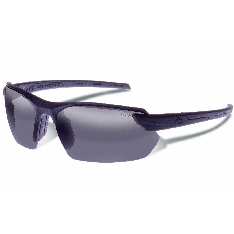 Gargoyles Vortex Performance Sunglasses Clear Lens Blk Frame [並行輸入品]   B078GDWLV7