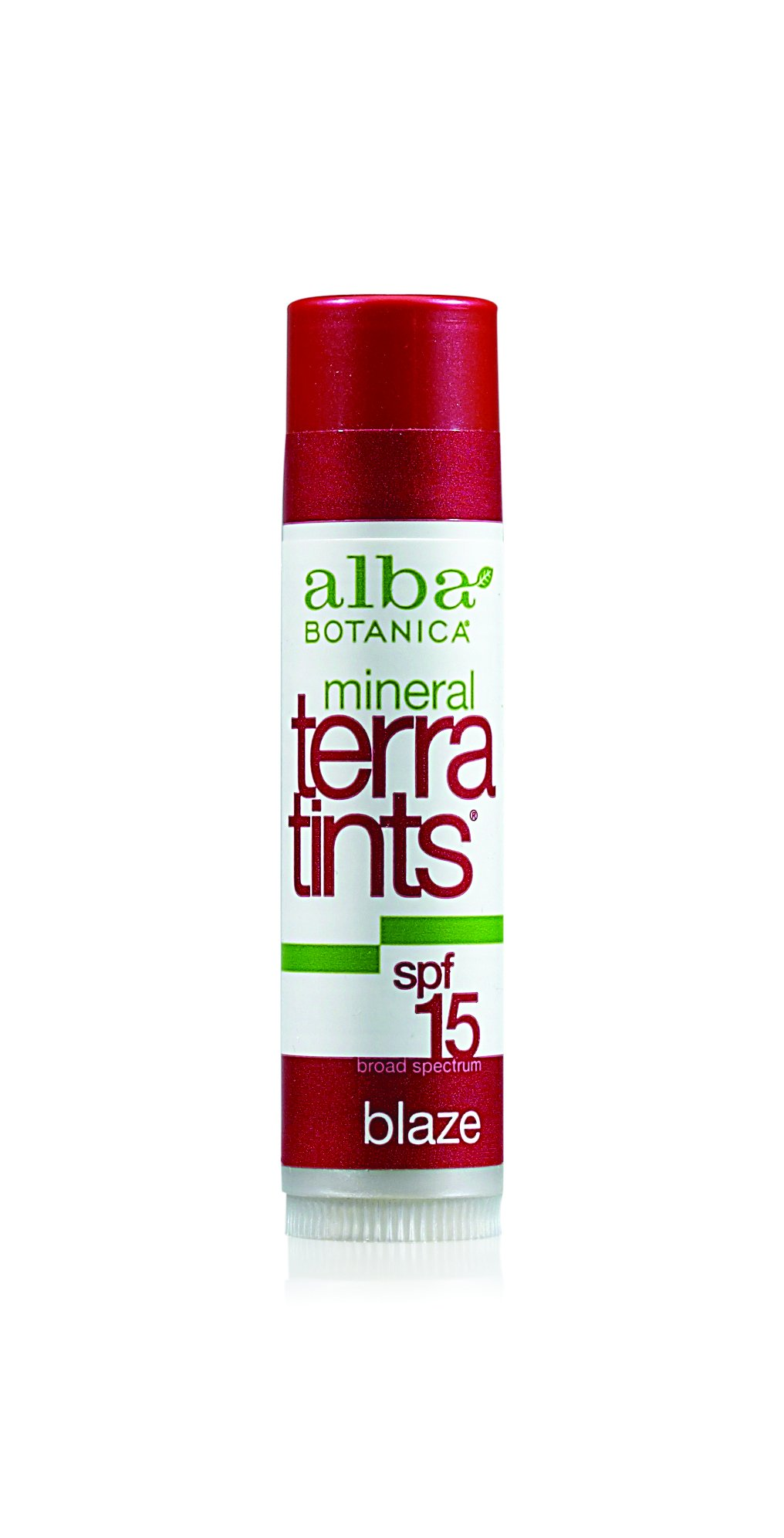 Alba Botanica Mineral Terra Tints Lip Balm, Bloom SPF 15 0.15 oz (Pack of 2) Lancome Men Renergy 3D Lifting Anti-Wrinkle Firming Cream, 1.69 Oz