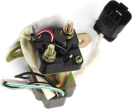 Starter Relay 600-815-8940 600-815-8941 for Komatsu Excavator PC120-6 PC130-6 PC200-6 PC200LC-7 PC220-6