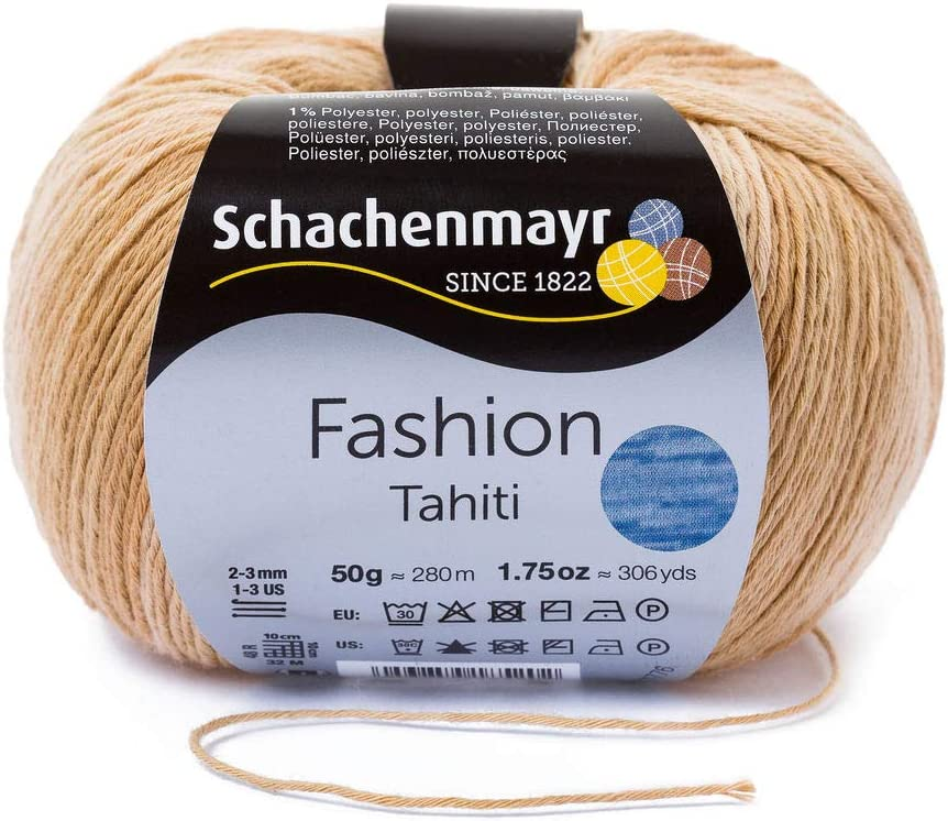 Schachenmayr since 1822 Handstrickgarne Tahiti Faded Beach