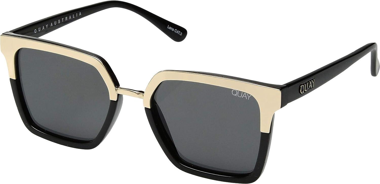 Quay Australia x Jaclyn Hill Upgrade Sunglasses in Black/Gold Women's Style Fashion Accessory