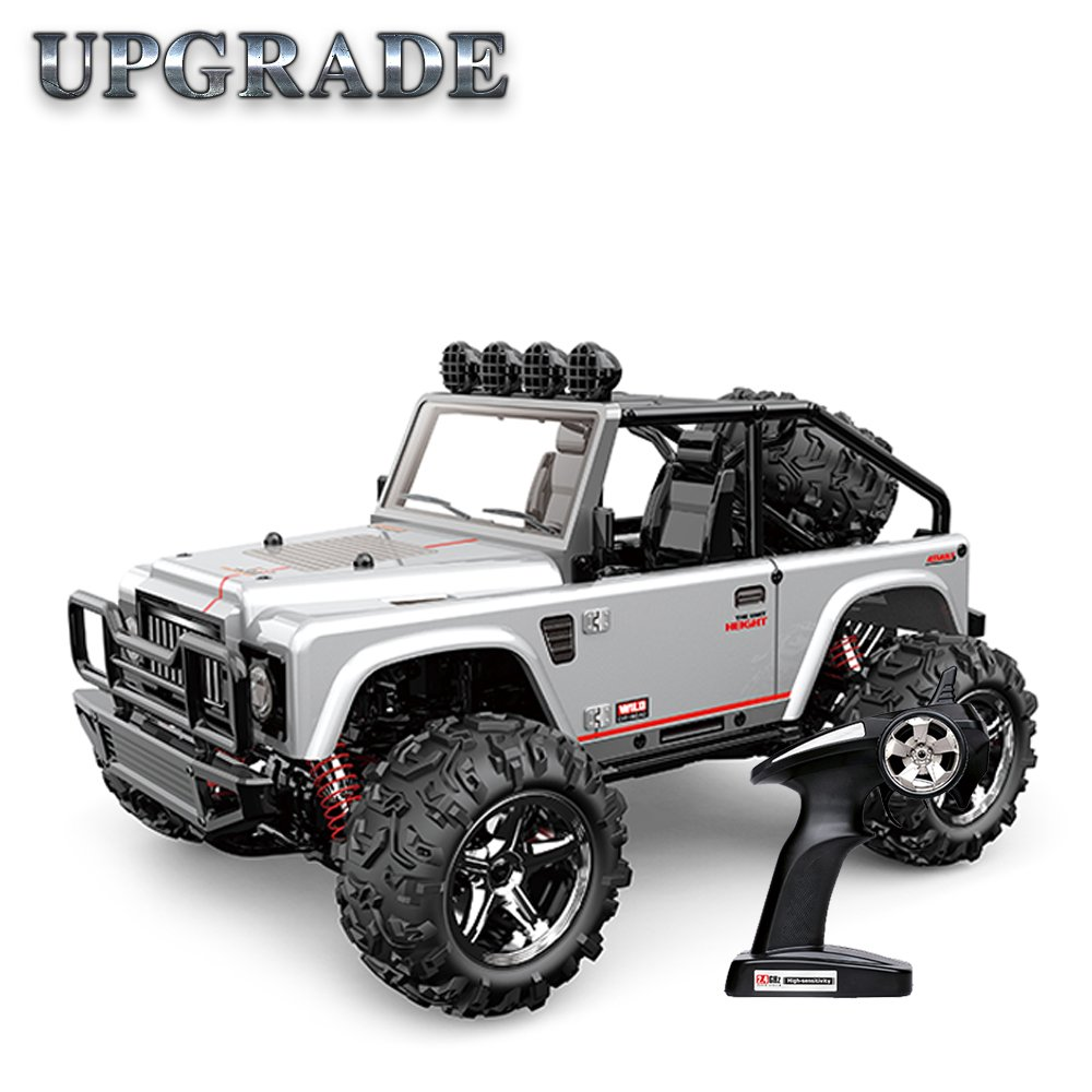 Vatos RC Car Off Road High Speed 4WD 40km/h 1:22 Remote Control Car Monster Truck Buggy Crawler